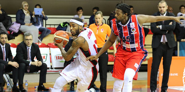 Gaziantep Basketbol-Halk Enerji TED Ankara Kolejliler: 93-69