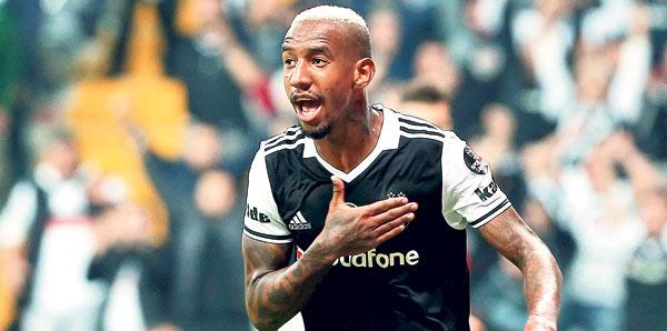 Anderson Talisca'nın formu Beşiktaşlılara umut veriyor