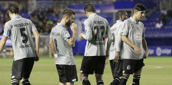Emre Çolaklı Deportivo, Kral Kupası'ndan elendi