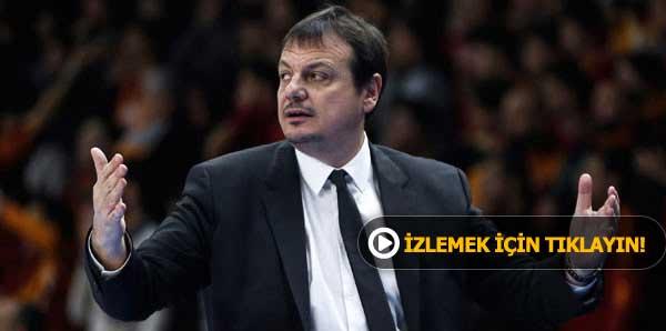 """Ataman: """"Tehlikeli bir takımı yendik"""""""