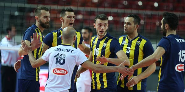 Fenerbahçe - Hapoel Mate: 3-0
