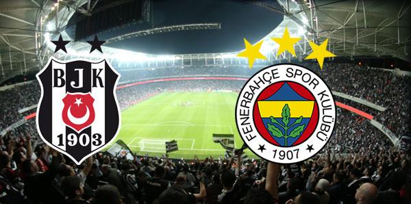 Beşiktaş Fenerbahçe derbisi için nefesler tutuldu! (Ne ...