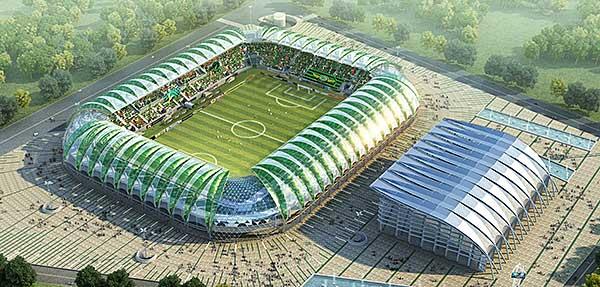 Akhisar Stadyum inşaatı ihalesini kazanan firma belli oldu