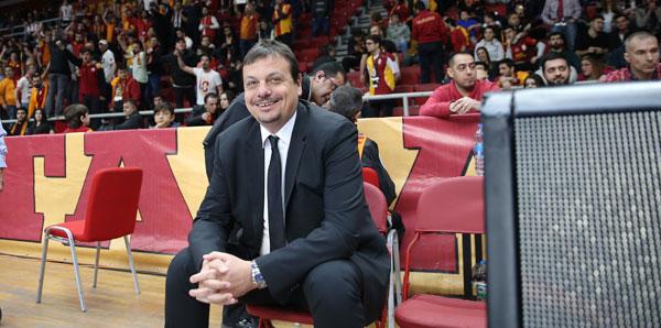Galatasaray'dan Ergin Ataman açıklaması!