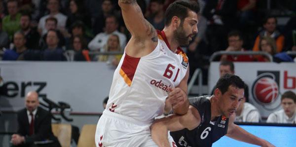 Brose Bamberg-Galatasaray Odeabank: 79-84