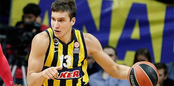 İkinci maçların MVP'si Bogdanovic