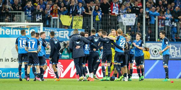 Hoffenheim Eintracht Frankfurt