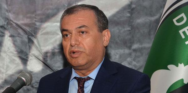 Denizlispor'da yeni başkan Mustafa Üstek