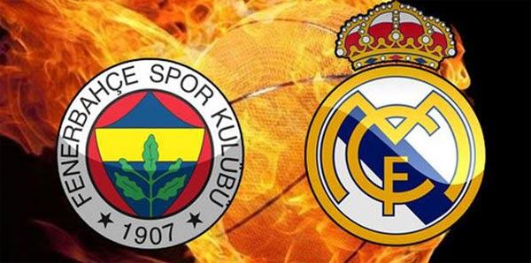 Fenerbahçe-Real Madrid Final Four maçı ne zaman saat kaçta? - Futbol ve Spor Haberleri