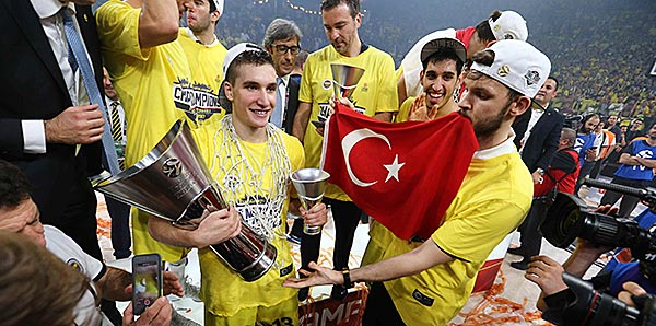 NBA sorulunca Bogdanovic...