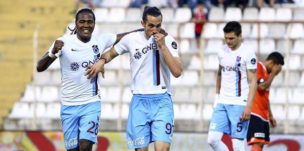 Trabzonspor'da 61 numara Yusuf Yazıcı'nın...