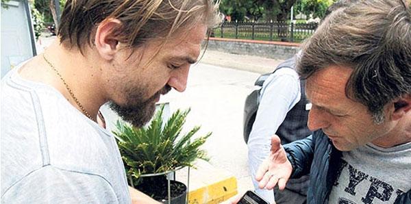 Şükran-Caner Erkin çiftine hırsız şoku