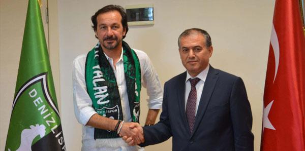 Yusuf Şimşek, Denizlispor'a döndü!