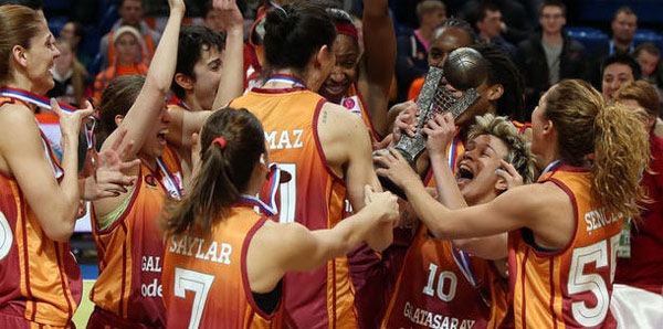 Galatasaray yeniden Euroleague'de!