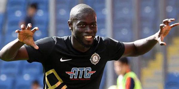 Osmanlıspor, N'Diaye için West Ham ile el sıkıştı