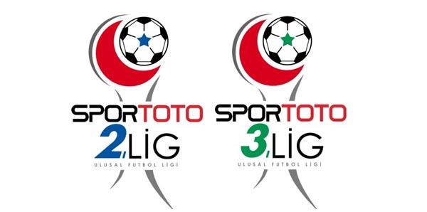 TFF 2 ve 3. Lig grupları belli oldu!
