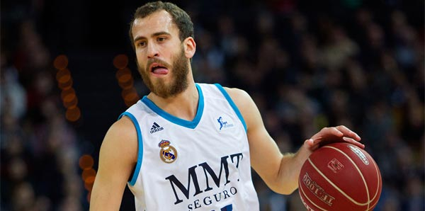 Sergio Rodriguez resmen CSKA'da