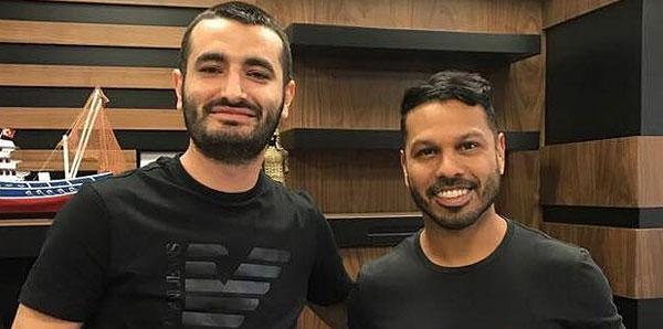Alanzinho, Sinopspor ile anlaştı!
