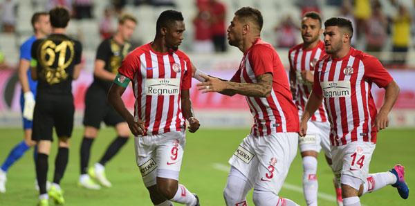 Antalyaspor Osmanl U0131spor 3 0 Futbol Ve Spor Haberleri