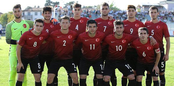 U19 Türk Milli Takımı'nın aday kadrosu belli oldu!