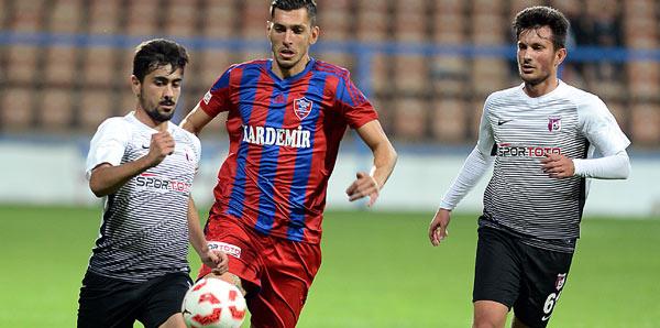 Kardemir Karabükspor-Keçiörengücü: 3-1