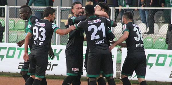 Giresunspor'a yenilen takımların hocaları istifa ediyor