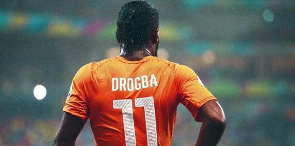 Didier Drogba'nın futbol kariyeri