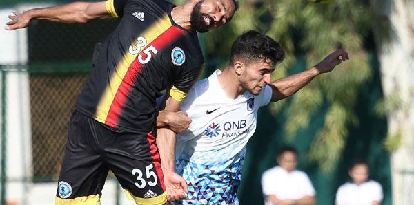 Trabzonspor, Hüseyin'e imza attırdı