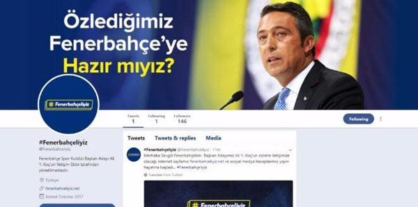 Fenerbahçe Başkan Adayı Ali Koç çalışmalara hız verdi