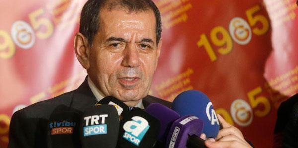 """Dursun Özbek: """"Şampiyonluğa büyük ihtiyacımız var"""""""