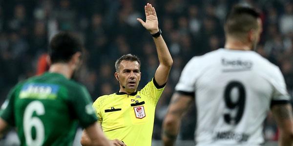 Beşiktaş'ın kupa maçına Serkan Çınar