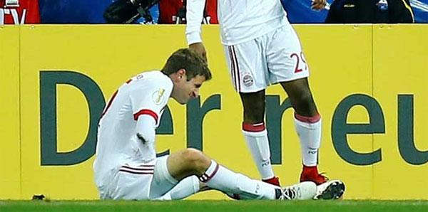 Bayern Münih'te Beşiktaş maçı öncesi Müller şoku!