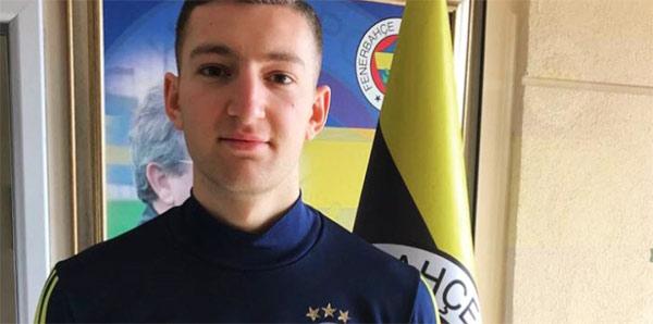 Fenerbahçe'den altyapıya 'Kilit' transfer