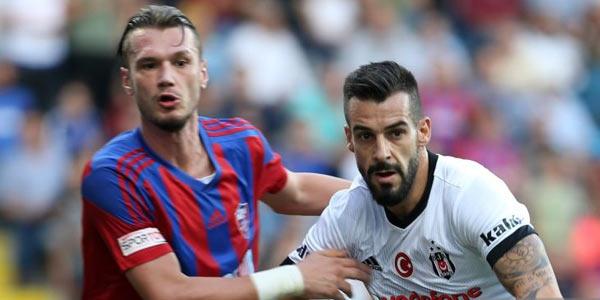 Beşiktaş ile Karabükspor 20. randevuda