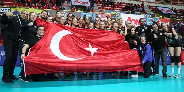 Eczacıbaşı VitrA'da hedef Fenerbahçe derbisi