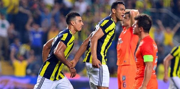 Fenerbahçe, Başakşehir'de kazanamıyor