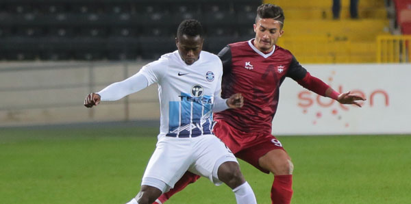 Gaziantepspor-Adana Demirspor: 0-3