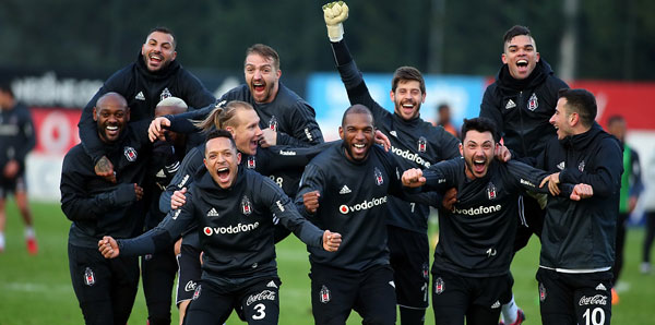 Beşiktaş, Atiker Konyaspor maçı hazırlıklarını sürdürdü!
