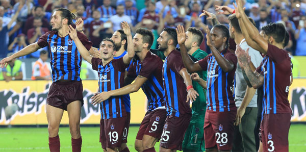Trabzonspor'da Başakşehir öncesi alternatifli kadro