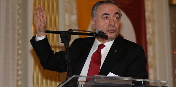 Başkan Cengiz konuştu, Özbek cevap verdi!