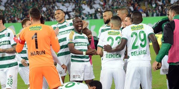 Bursaspor, Yeni Malatyaspor'u yenemezse...
