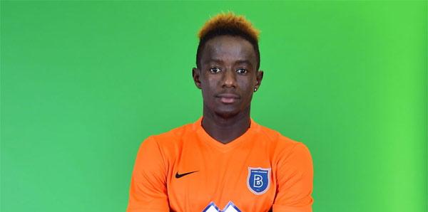 Başakşehir Cheikhou'yu, Spartak Subotica'ya kiraladı