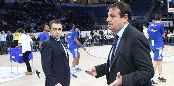 Obradovic ile Ataman arasındaki gerginlik devam ediyor!