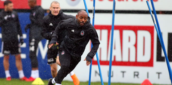 Beşiktaş'ta Gençlerbirliği maçı hazırlıkları