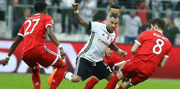 Beşiktaş - Bayern Münih maç sonucu: 1-3 (İşte maçın özeti)