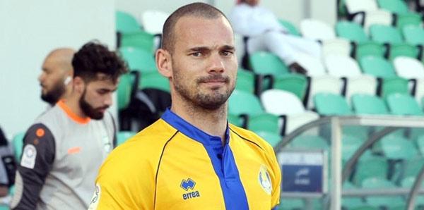 """Sneijder açıkladı! """"Her an dönebilirim"""""""