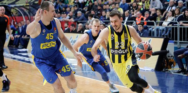 Fenerbahçe Doğuş - Maccabi Fox: 87-73