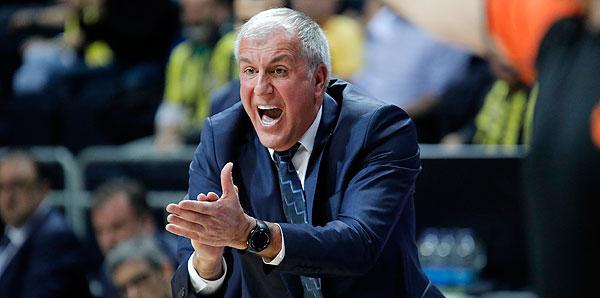 """Zeljko Obradovic: """"İkinci çeyrekte her şeyi değiştirdik"""""""