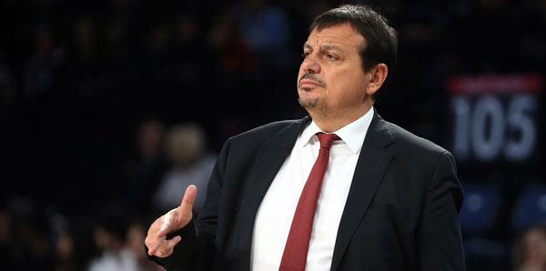 """Ergin Ataman: """"Kötü basketbol oynadık"""""""