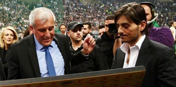 Dimitris Giannakopoulos: ''Obradovic benim için öldü''